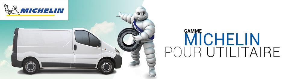 Pneu utilitaire Michelin