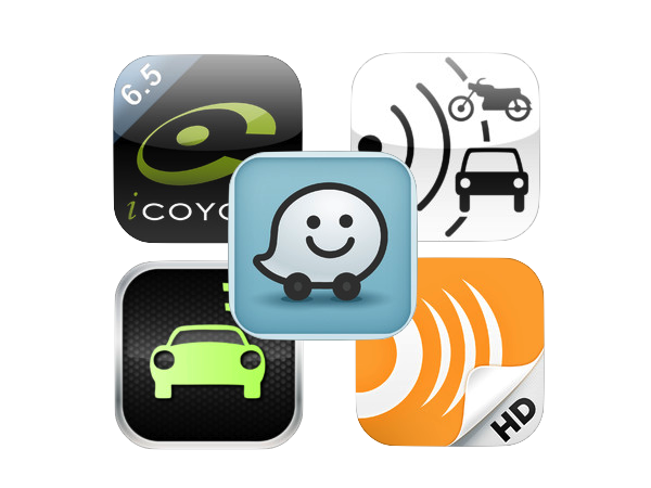 application-radar-voiture