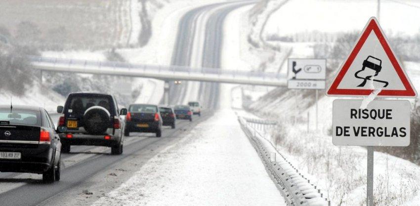 conduite neige