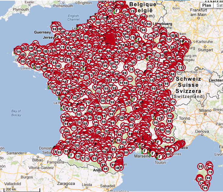 carte-radar-en-France