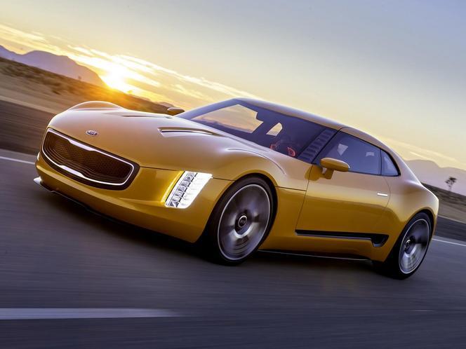 concept Kia GT4 Stinger