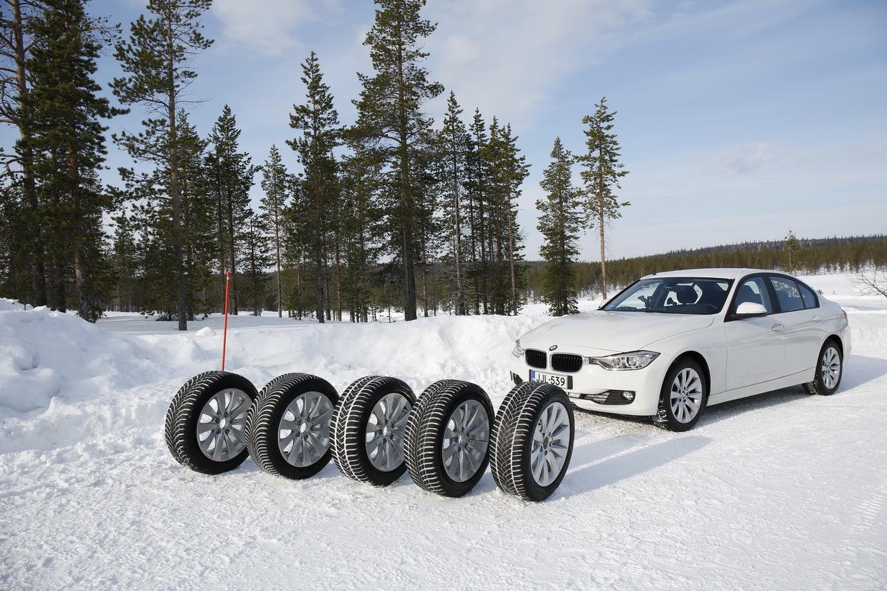 test pneus hiver